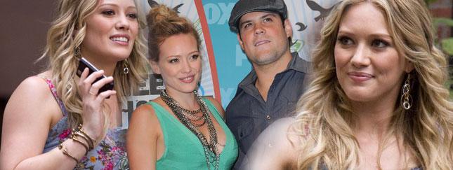 Hilary Duff i Mike Comrie wzięli ślub (FOTO)