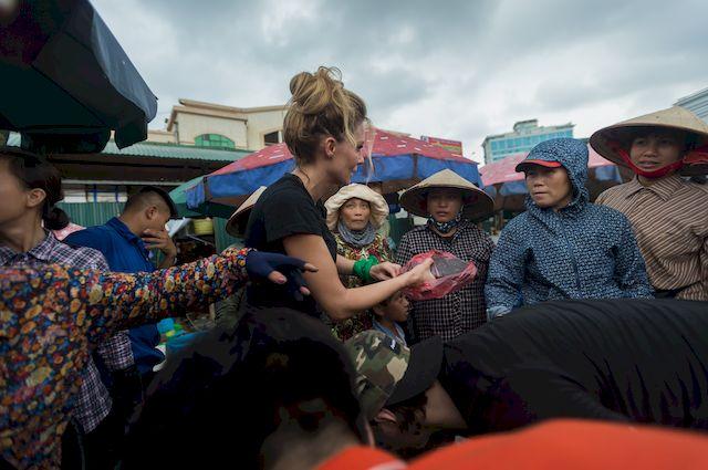 Małgorzata Rozenek oglądała Azja Express wraz z rodziną(FOTO)