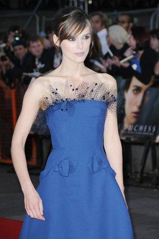Keira Knightley zagra aktorkę - pustelniczkę