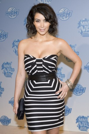 Kim Kardashian prawie bez makijażu (FOTO)