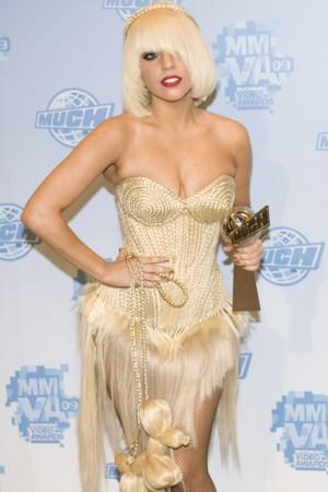 Lady GaGa zawsze oryginalnie (FOTO)