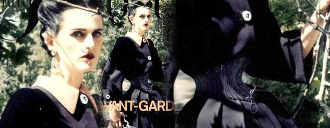 33 cm w talii na okładce Vogue Italia (FOTO)
