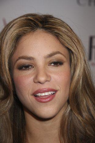 Shakira wystawiła siebie na aukcji