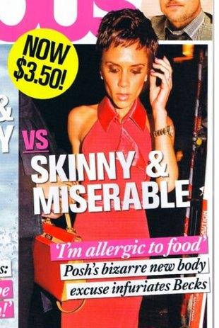 Nowa dieta Victorii Beckham
