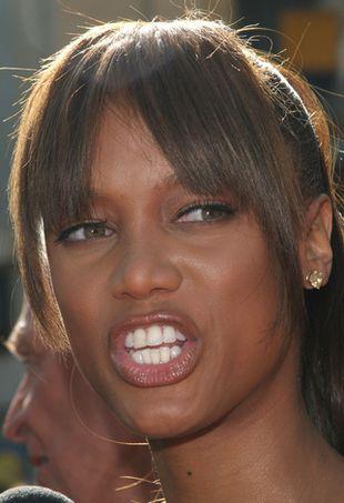 Jeśli Tyra Banks czegoś nie je, nie jedzą i inni