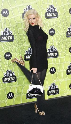 Christina Aguilera promuje nową płytę