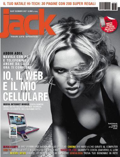 Doda na okładce włoskiego czasopisma