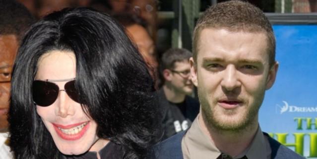 Justin Timberlake zastąpi Jacksona?