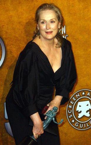 Meryl Streep na okładce Vanity Fair