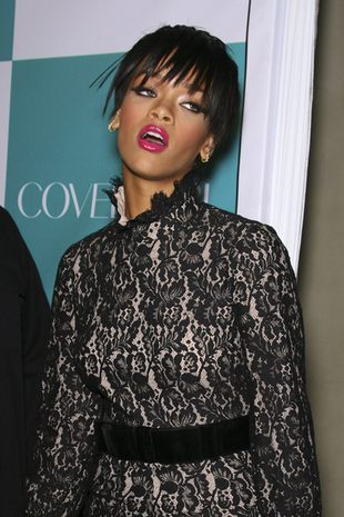 Rihanna ujawni się z miłością