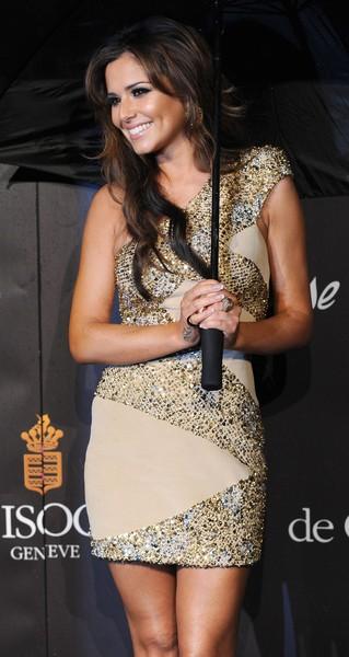Czy Cheryl Cole skompromitowała się śpiewając na żywo?
