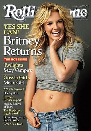 Britney Spears przydałaby się wizyta u fryzjera