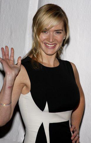 Kate Winslet porównuje się z chudszymi aktorkami