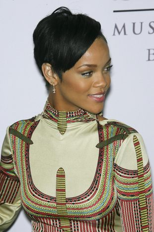 Rihanna nieco odmieniona (FOTO)