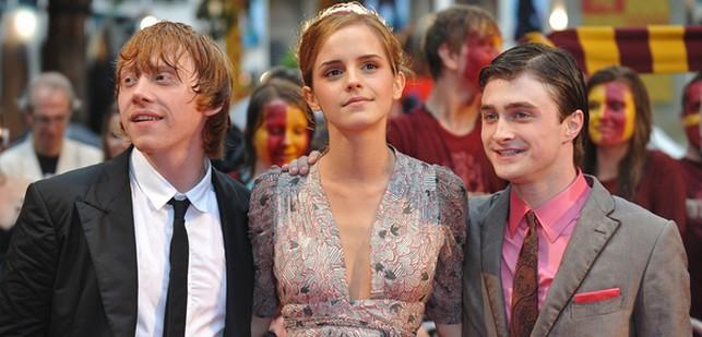 Premiera kolejnej części Harry'ego Pottera (FOTO)