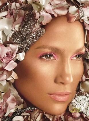 Bardzo gorrrąca Jennifer Lopez