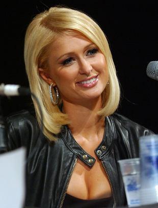 Paris Hilton pokazała piersi