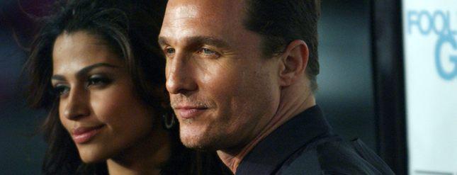 Ojciec Matthew McConaughey zmarł podczas seksu