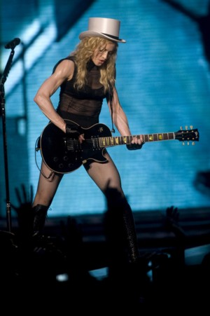 Madonna Donatella Versace