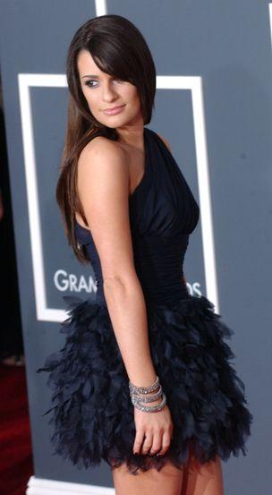 Grzeczna Lea Michele ma aż dziewięć tatuaży (FOTO)