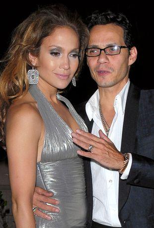 Jennifer Lopez: Marc oświadczył się na pierwszym spotkaniu