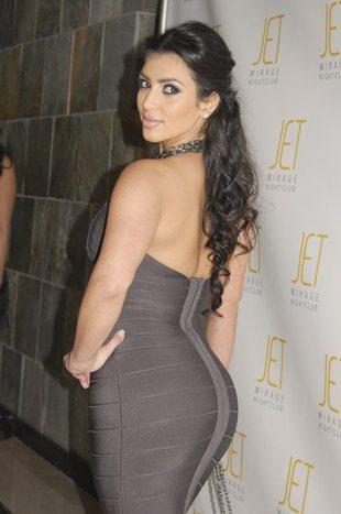Botoks zemścił się na Kim Kardashian (FOTO)