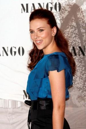 Gorąca Scarlett Johansson w Iron Manie 2 (FOTO)