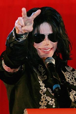 Francuski plakat – dokument z autopsji Michaela Jacksona