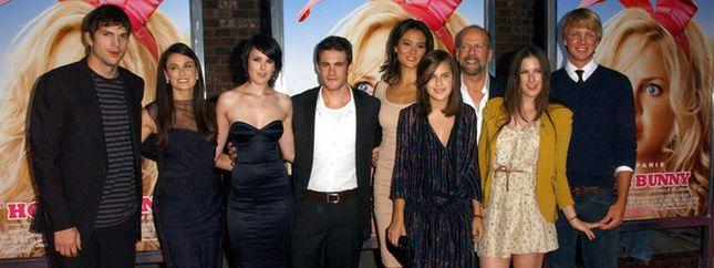 Bruce Willis hucznie świętuje 18. urodziny córki