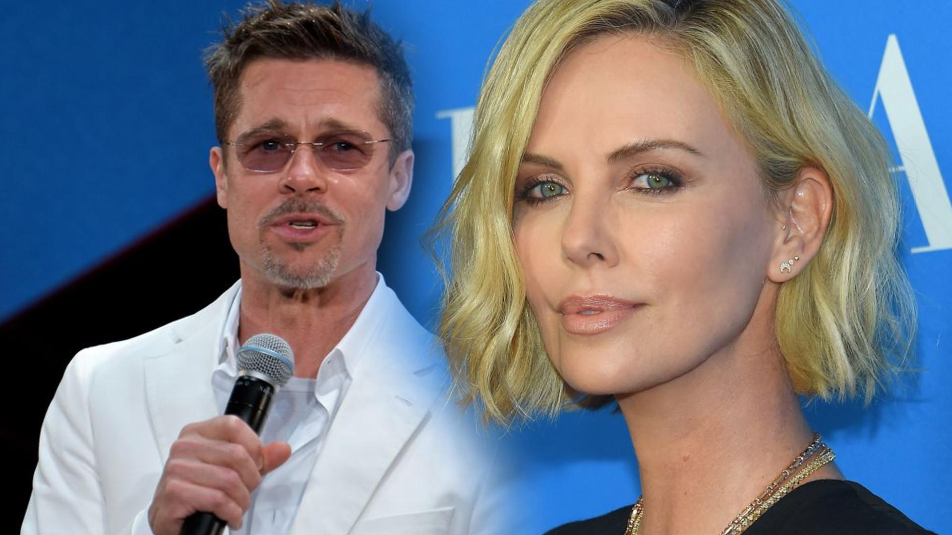 Charlize Theron urodzi DZIECKO Bradowi Pittowi