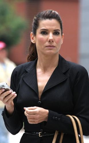 Sandra Bullock żąda rozwodu