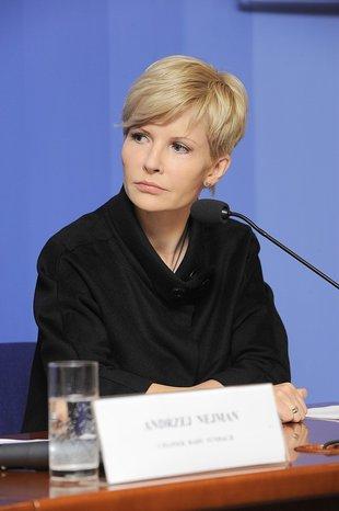 Joanna Racewicz od dziś znów w Panoramie