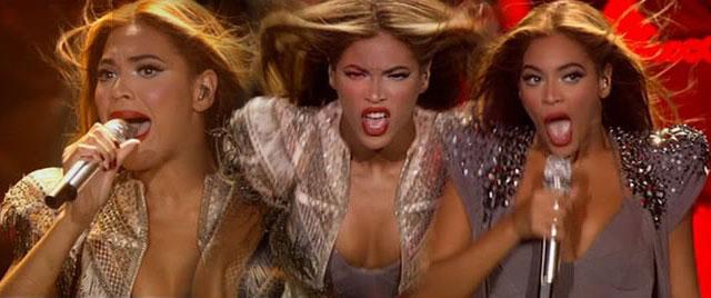 Czy Beyonce jest szalona? (VIDEO)