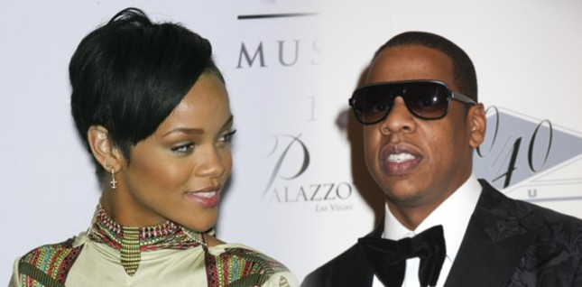 Jay-Z i Rihanna przepili 16 tys. dolarów!