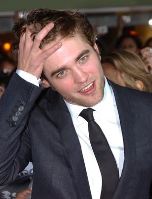 Fatalna fryzura Roberta Pattinsona