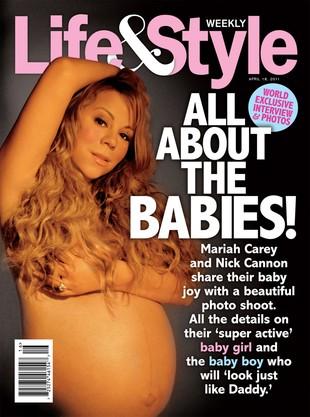 Mariah Carey ma imiona dla dzieci