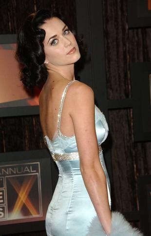 Katy Perry - seksowne złotko