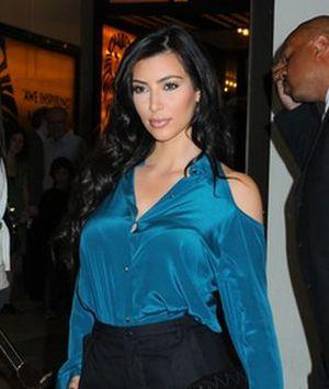 Kim Kardashian w alladynkach (FOTO)