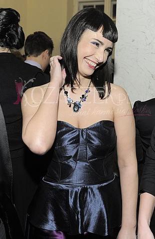Joanna Brodzik jak Kleopatra (FOTO)