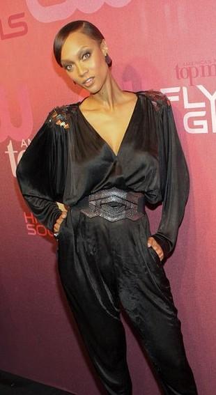 Tyra Banks przeprasza za aferę z wąską talią modelki