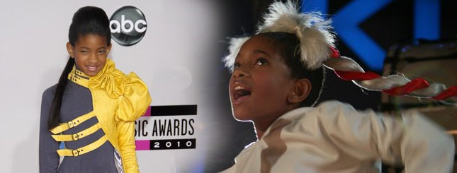 O Willow Smith mówią już Baby Rihanna (FOTO)