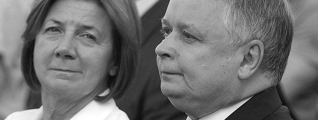 Katastrofa lotnicza: Para prezydencka nie żyje
