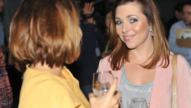 Herbuś i Kwaśniewska na Fashion Week (FOTO)