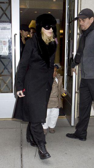 Ktoś sobie żartuje z Madonny