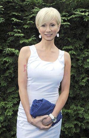 Ewa Gawryluk w eleganckiej bieli (FOTO)