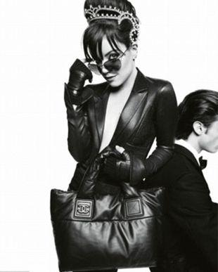 Lily Allen reklamuje torebki Chanel (FOTO)