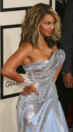 Lodowa królowa - Beyonce (FOTO)