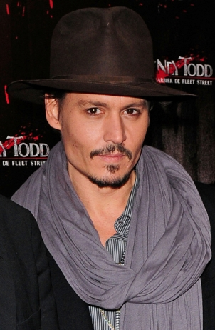 Johnny Depp pokona Willa Smitha