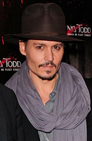 Johnny Depp pokona Willa Smitha