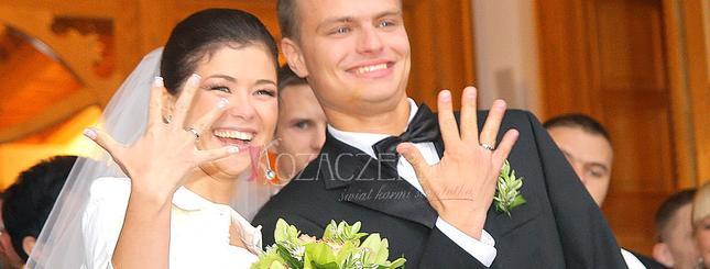 Zdjęcia ze ślubu Katarzyny Cichopek (FOTO)